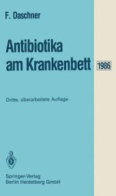 Antibiotika am Krankenbett: Ausgabe 3