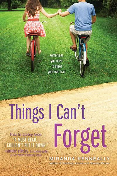 Download Things I Can t Forget Book