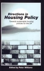 Directions in Housing Policy PDF