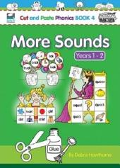 Cut and Paste Phonics: More Sounds