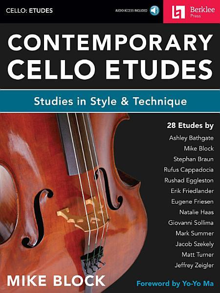Contemporary Cello Etudes