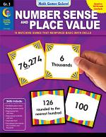 Math Games Galore: Number Sense and Place Value, Gr. 3, eBook