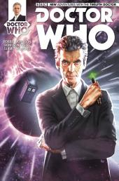 Doctor Who: The Twelfth Doctor #14: The Hyperion Empire Part 3