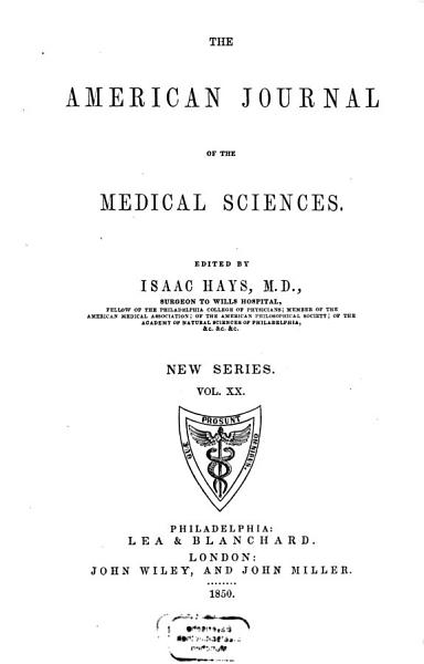Download The American Journal of the Medical Sciences Book