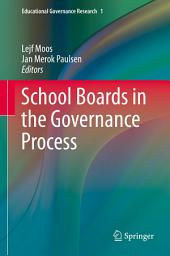 School Boards in the Governance Process
