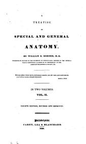 A Treatise on Special and General Anatomy: Volume 2