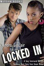 Locked In - A Sexy Interracial BWWM Romance Short Story from Steam Books