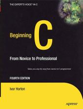 Beginning C: From Novice to Professional, Edition 4