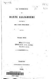 La commedia di Dante Allighieri: Volume 3