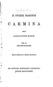 P. Ovidii Nasonis Carmina: Volume 2
