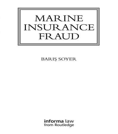 Marine Insurance Fraud PDF