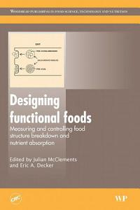 Designing Functional Foods