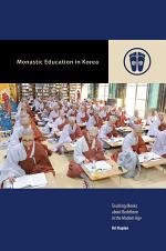 Monastic Education in Korea