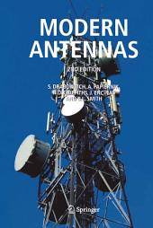 Modern Antennas: Edition 2