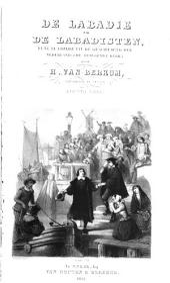 De Labadie en de Labadisten, eene bladzijde uit de geschiedenis der Nederlandsche hervormde kerk