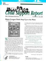 Child Support Report