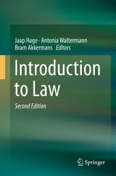 Introduction to Law: Edition 2
