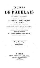 Œuvres de Rabelais: Volume9