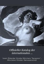 Deutsche Künstlerbund: (in Verbindung mit einer Ausstellung erlesener Erzeugnisse der Kunst im Handwerk)