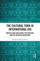 The Cultural Turn in International Aid PDF