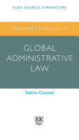 Advanced Introduction to Global Administrative Law PDF