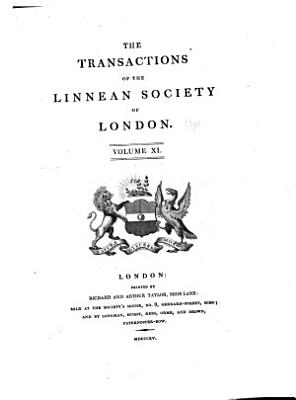 Transactions of the Linnean Society PDF