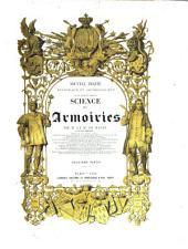 Nouveau traité historique et archéologique de la vraie et parfaite science des armoiries: Volume2
