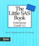 The Little SAS Book for Enterprise Guide 4 1 PDF