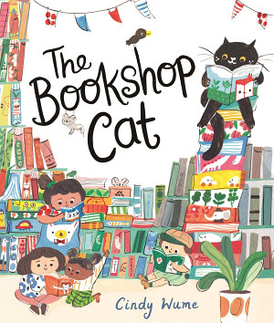 The Bookshop Cat