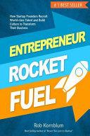 Entrepreneur Rocket Fuel