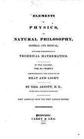 Elements of Physics: Volume 2, Part 1
