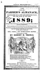 The (old) Farmer's Almanack