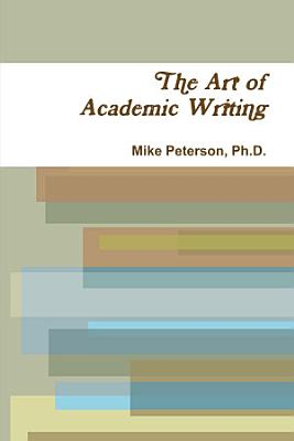 The Art of Academic Writing PDF