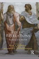 Poetic Revelations PDF