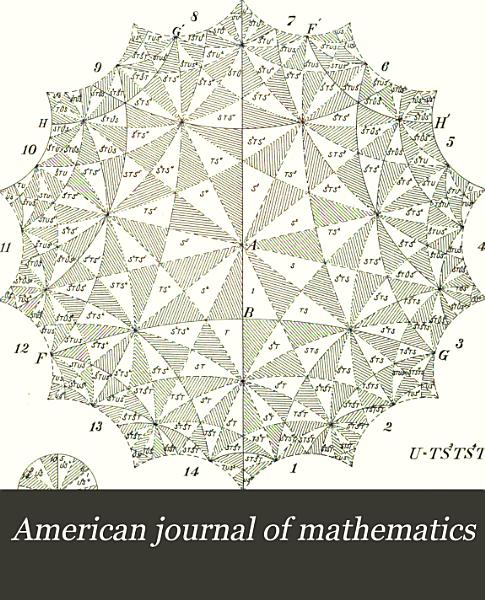 Download American Journal of Mathematics Book