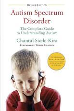 Autism Spectrum Disorder PDF