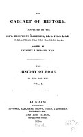 The History of Rome PDF