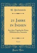 21 Jahre in Indien, Vol. 3