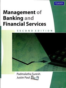 Management Of Banking And Financial Services  2 E PDF