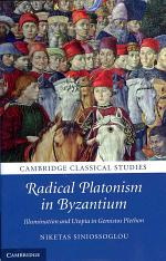 Radical Platonism in Byzantium