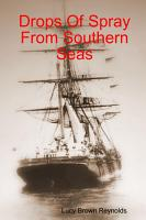 Drops of Spray from Southern Seas PDF