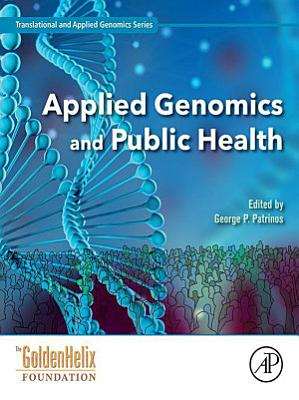 Applied Genomics and Public Health