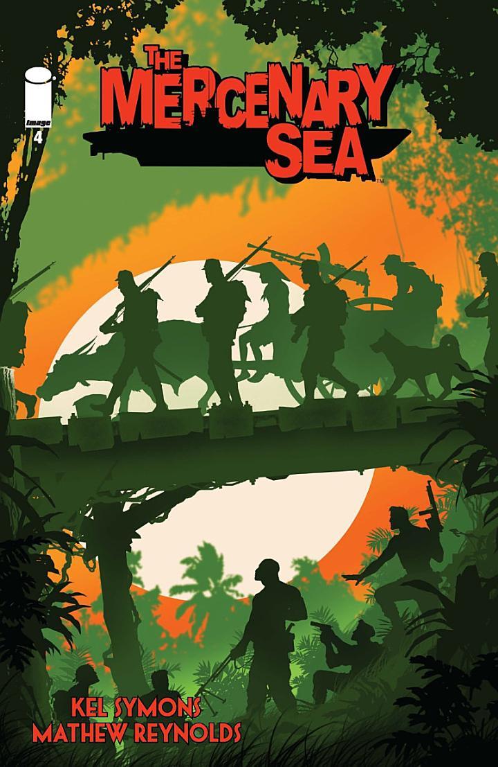 The Mercenary Sea #4