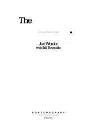 The Weider System of Bodybuilding PDF