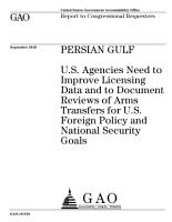 Persian Gulf PDF