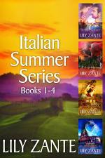 Italian Summer Series (Books 1-4)