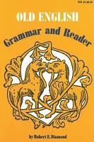 Old English Grammar   Reader PDF