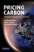 Pricing Carbon PDF