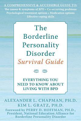 The Borderline Personality Disorder Survival Guide PDF