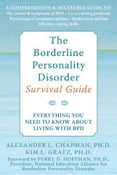 The Borderline Personality Disorder Survival Guide Book PDF